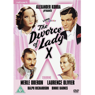 The Divorce Of Lady X (UK-import) (DVD)