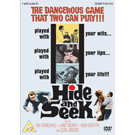 Hide And Seek (UK-import) (DVD)