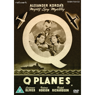 Q Planes (UK-import) (DVD)