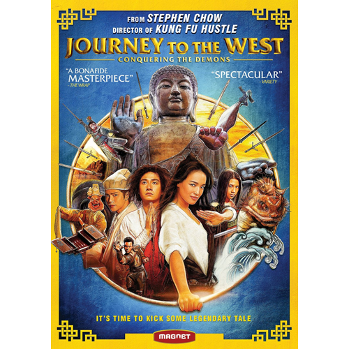 Journey To The West (DVD - SONE 1)