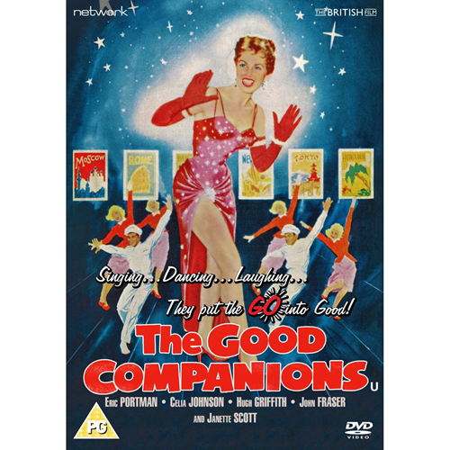 The Good Companions (UK-import) (DVD)