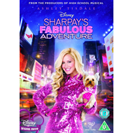 Produktbilde for Sharpay's Fabulous Adventure (UK-import) (DVD)