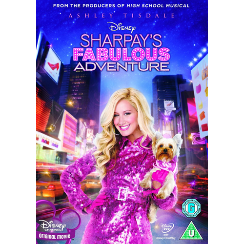Sharpay's Fabulous Adventure (UK-import) (DVD)