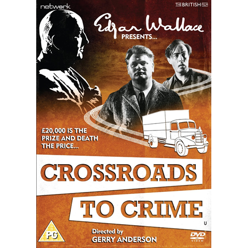 Edgar Wallace Presents: Crossroad To Crime (UK-import) (DVD)