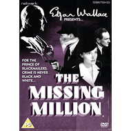 Edgar Wallace Presents: The Missing Million (UK-import) (DVD)