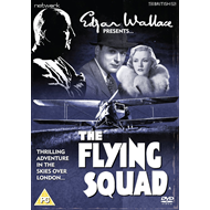 Edgar Wallace Presents: The Flying Squad (UK-import) (DVD)