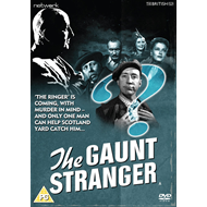 Edgar Wallace Presents: The Gaunt Stranger (UK-import) (DVD)