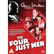 Edgar Wallace Presents: The Four Just Men (UK-import) (DVD)