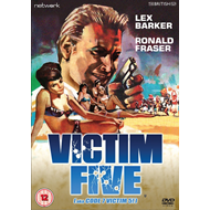 Victim Five (UK-import) (DVD)