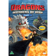 Dragons - Defenders Of Berk - Del 1 (DVD)