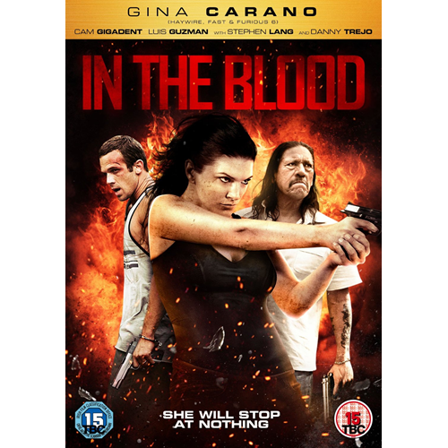 In The Blood (UK-import) (DVD)