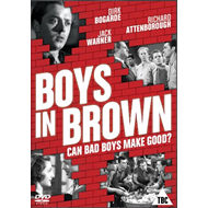 Boys In Brown (UK-import) (DVD)