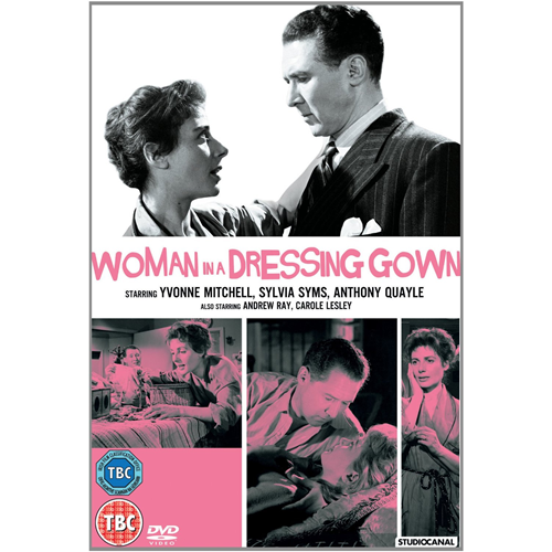Woman In A Dressing Gown (UK-import) (DVD)