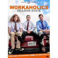 Workaholics - Sesong 4 (DVD - SONE 1)