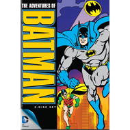 The Adventures Of Batman (DVD - SONE 1)