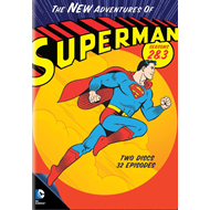 The New Adventures Of Superman - Sesong 2 & 3 (DVD - SONE 1)