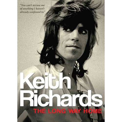 Keith Richards - The Long Way Home (DVD)