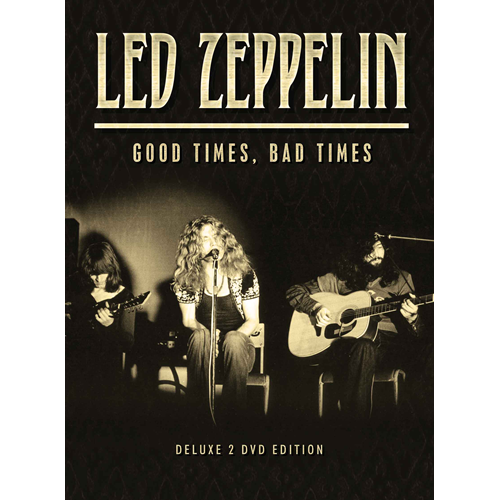 Led Zeppelin - Good Times, Bad Times (DVD)