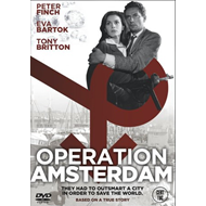 Operation Amsterdam (UK-import) (DVD)