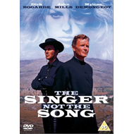 The Singer Not The Song (UK-import) (DVD)