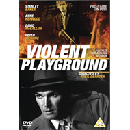 Violent Playground (UK-import) (DVD)