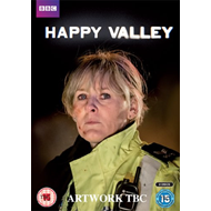 Happy Valley - Sesong 1 (UK-import) (DVD)