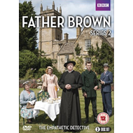 Father Brown - Sesong 2 (UK-import) (DVD)