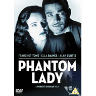 Phantom Lady (UK-import) (DVD)