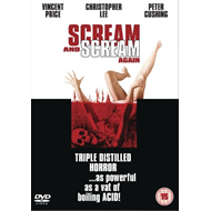 Scream And Scream Again (UK-import) (DVD)