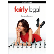Fairly Legal - Sesong 2 (DVD - SONE 1)