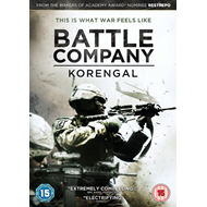 Battle Company: Korengal (UK-import) (DVD)