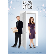 Being Erica - Sesong 1 (DVD - SONE 1)
