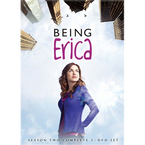 Being Erica - Sesong 2 (DVD - SONE 1)