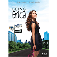 Being Erica - Sesong 3 (DVD - SONE 1)
