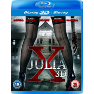 Julia X (UK-import) (Blu-ray 3D + Blu-ray)
