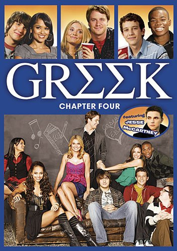 Greek: Chapter Four (DVD - SONE 1)
