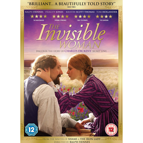 The Invisible Woman (UK-import) (DVD)