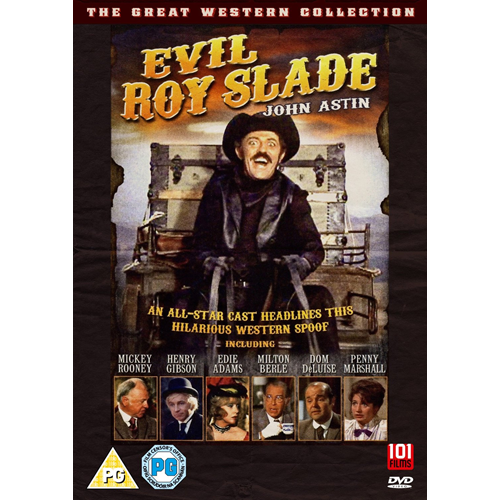Evil Roy Slade (UK-import) (DVD)