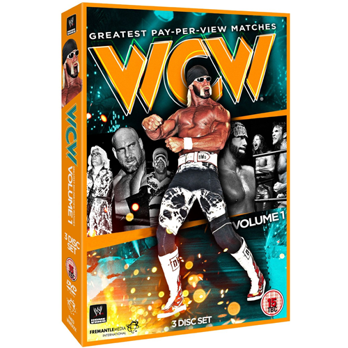WCW: Greatest PPV Matches (UK-import) (DVD)