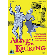 Alive And Kicking (UK-import) (DVD)