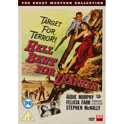 Hell Bent For Leather (UK-import) (DVD)