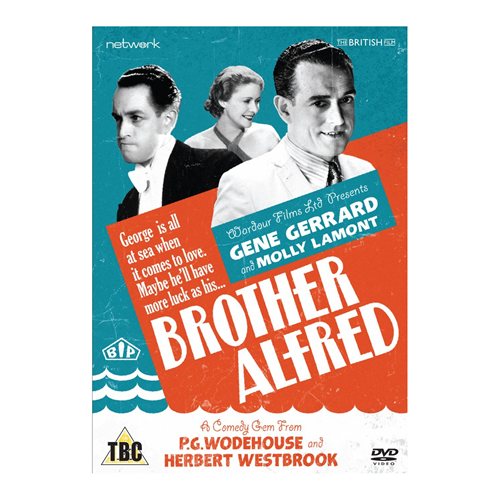 Brother Alfred (UK-import) (DVD)