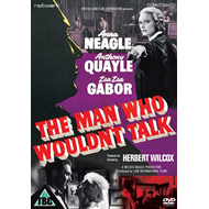 The Man Who Wouldn't Talk (UK-import) (DVD)