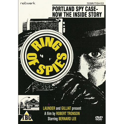 Ring Of Spies (UK-import) (DVD)