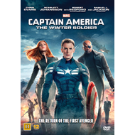 Captain America 2 - The Winter Soldier (DVD)
