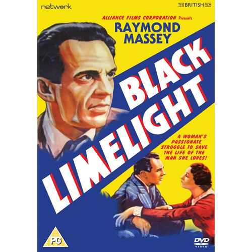 Black Limelight (UK-import) (DVD)