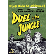 Duel In The Jungle (UK-import) (DVD)