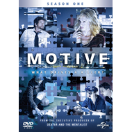 Motive - Sesong 1 (UK-import) (DVD)