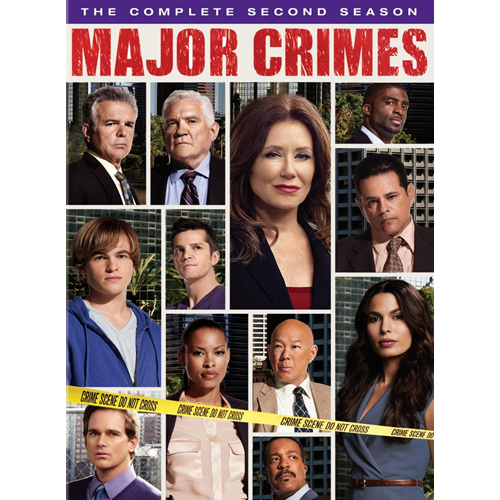 Major Crimes - Sesong 2 (DVD - SONE 1)