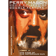 Perry Mason - Perry Mason Returns / The Case Of The Notorious Nun (DVD - SONE 1)